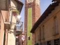 allestimento-su-campanile-storico-con-struttura-arrampicata-cliente-provincia-torino-sport-per-tutti
