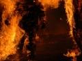 la-talpa-allestimento-e-gestione-prove-concorrenti-attraversamento-corridoio-fuoco-20-m