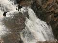 la-talpa-sud-africa-allestimento-e-gestione-prove-concorrenti-percorso-su-cascata
