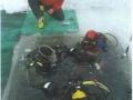 per-tutta-la-vita-allestimento-e-gestione-prova-concorrente-percorso-subacqueo-lago-ghiacciato-2